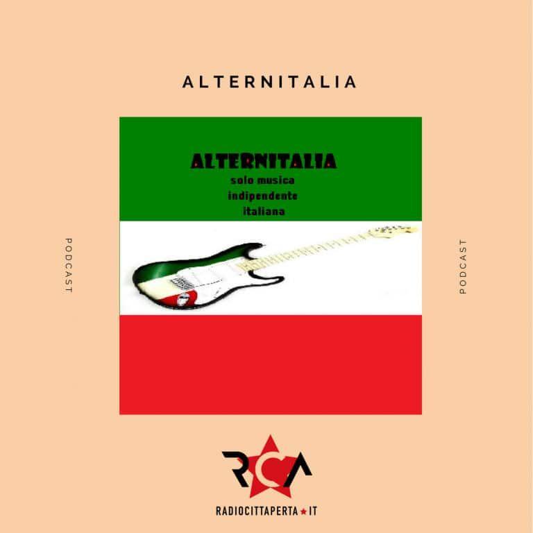 ALTERNITALIA con GIANLUCA POLVERARI del 06-12-2019