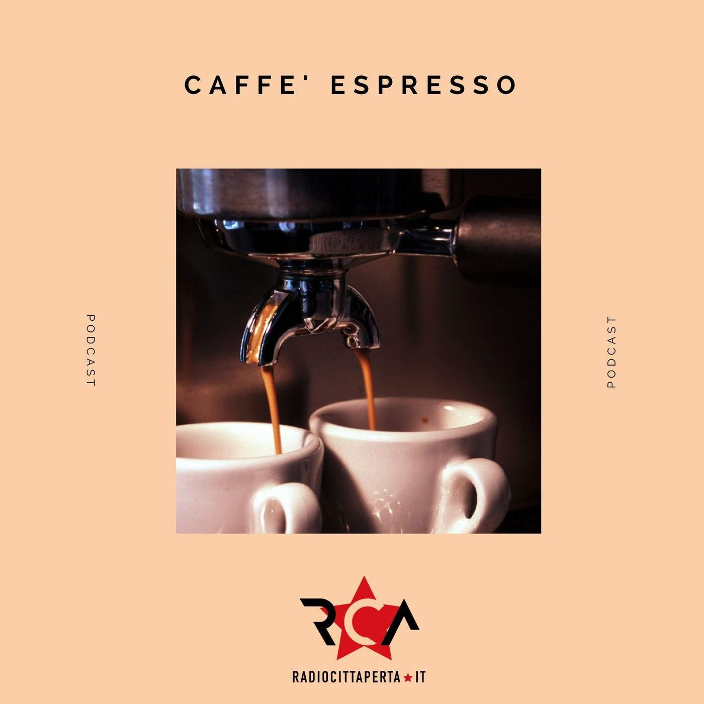 CAFFE' ESPRESSO con RICCARDO MAMELI
