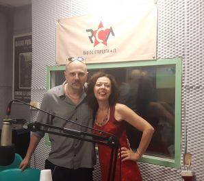 Intervista e minilive Carlo Alberto 25-7-2019