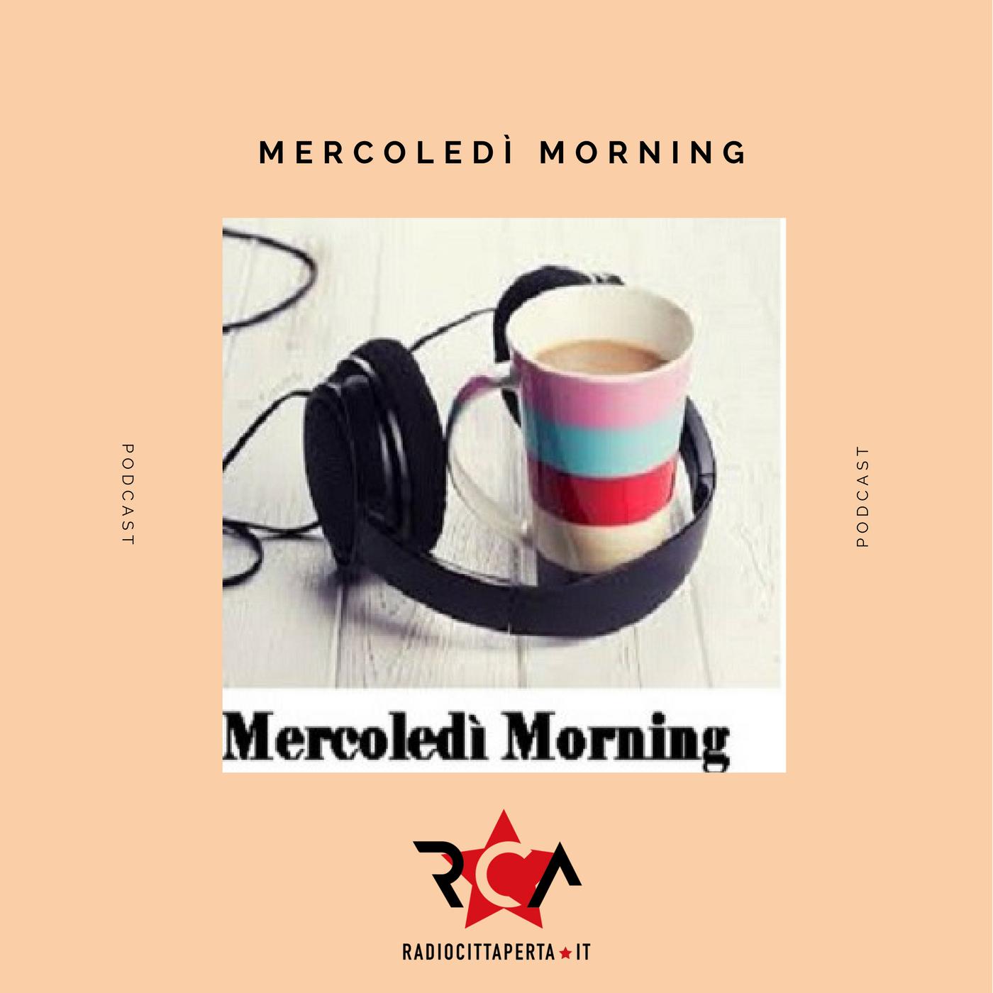 MERCOLEDI' MORNING con GIANLUCA POLVERARI