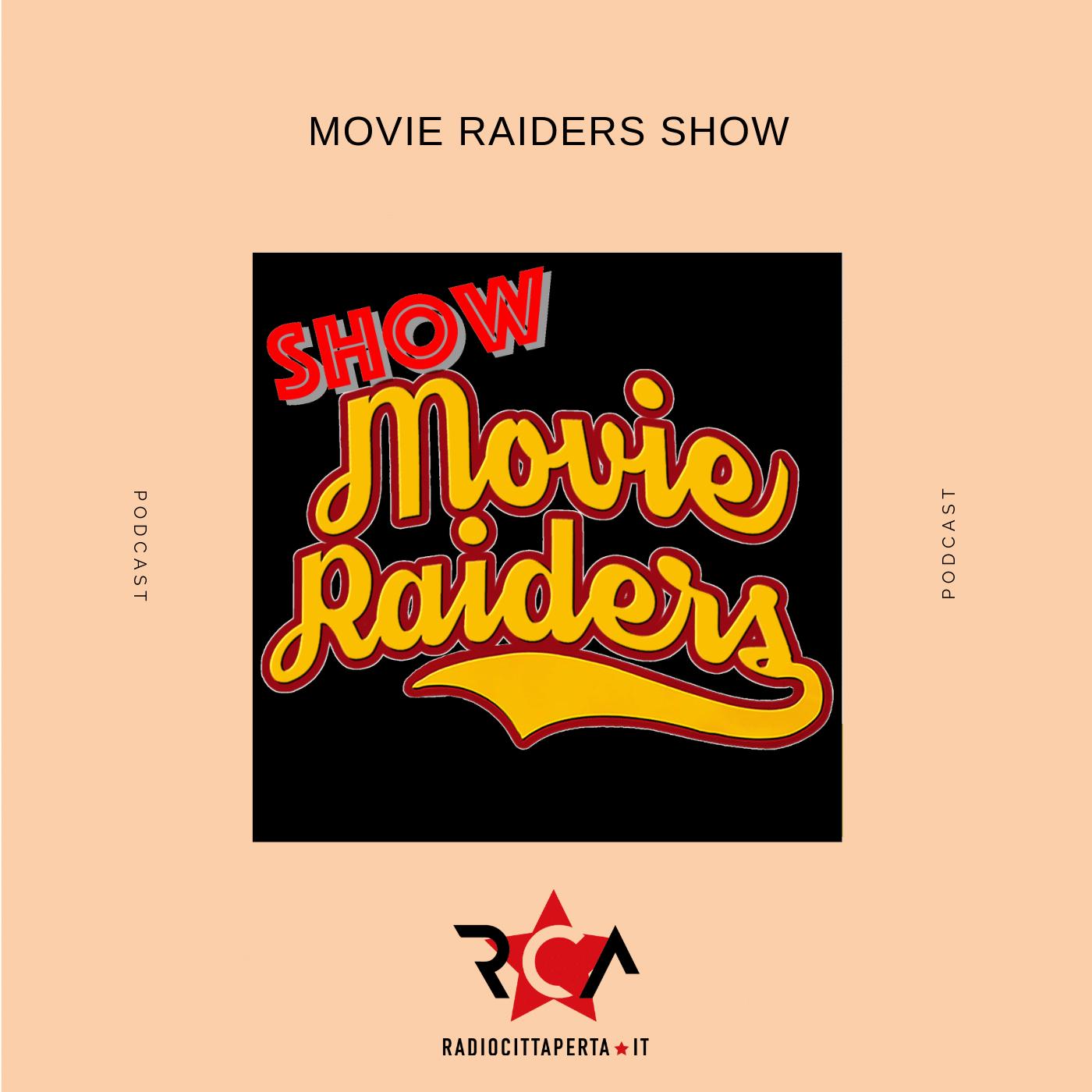 MOVIE RAIDERS SHOW con MAURO STROPPA