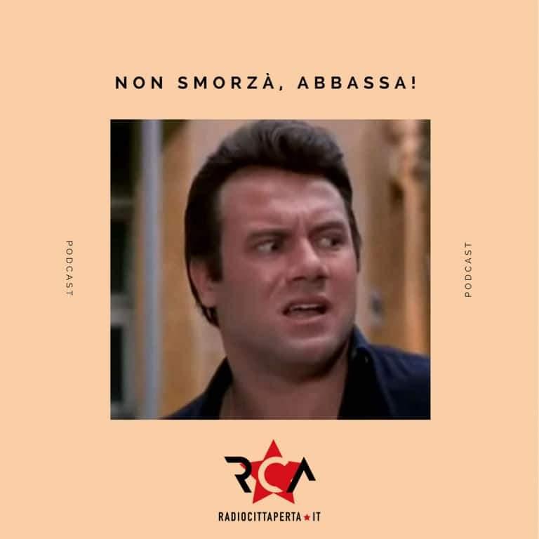 NON SMORZA', ABBASSA con RICCARDO MAMELI del 13-11-2019