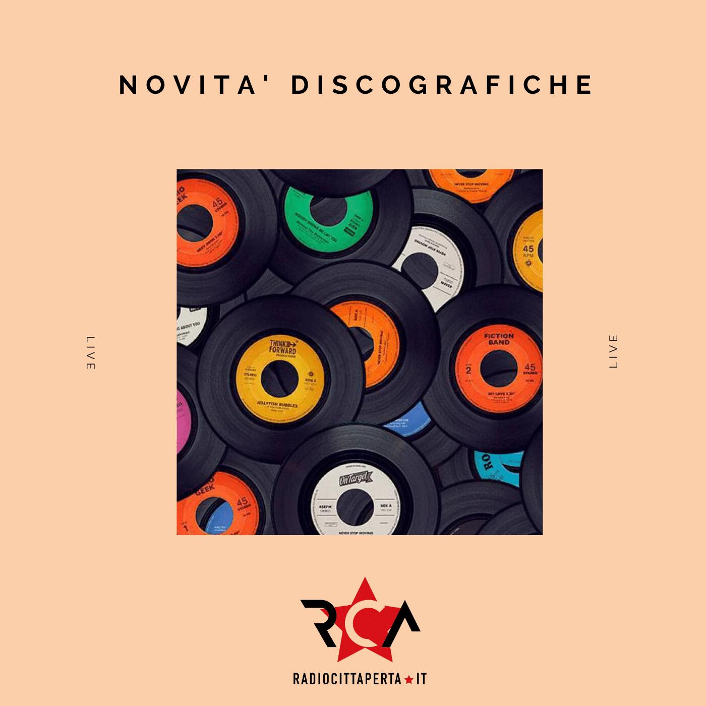NOVITA' DISCOGRAFICHE