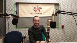 Intervista e live set Roberto Ventimiglia 21-2-2020