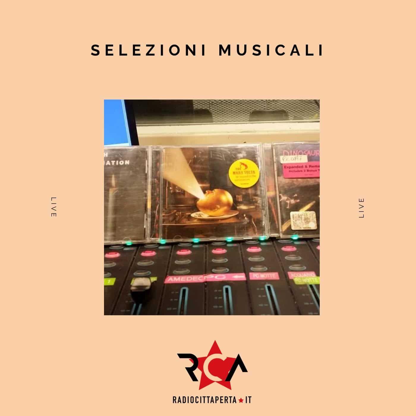 SELEZIONI MUSICALI