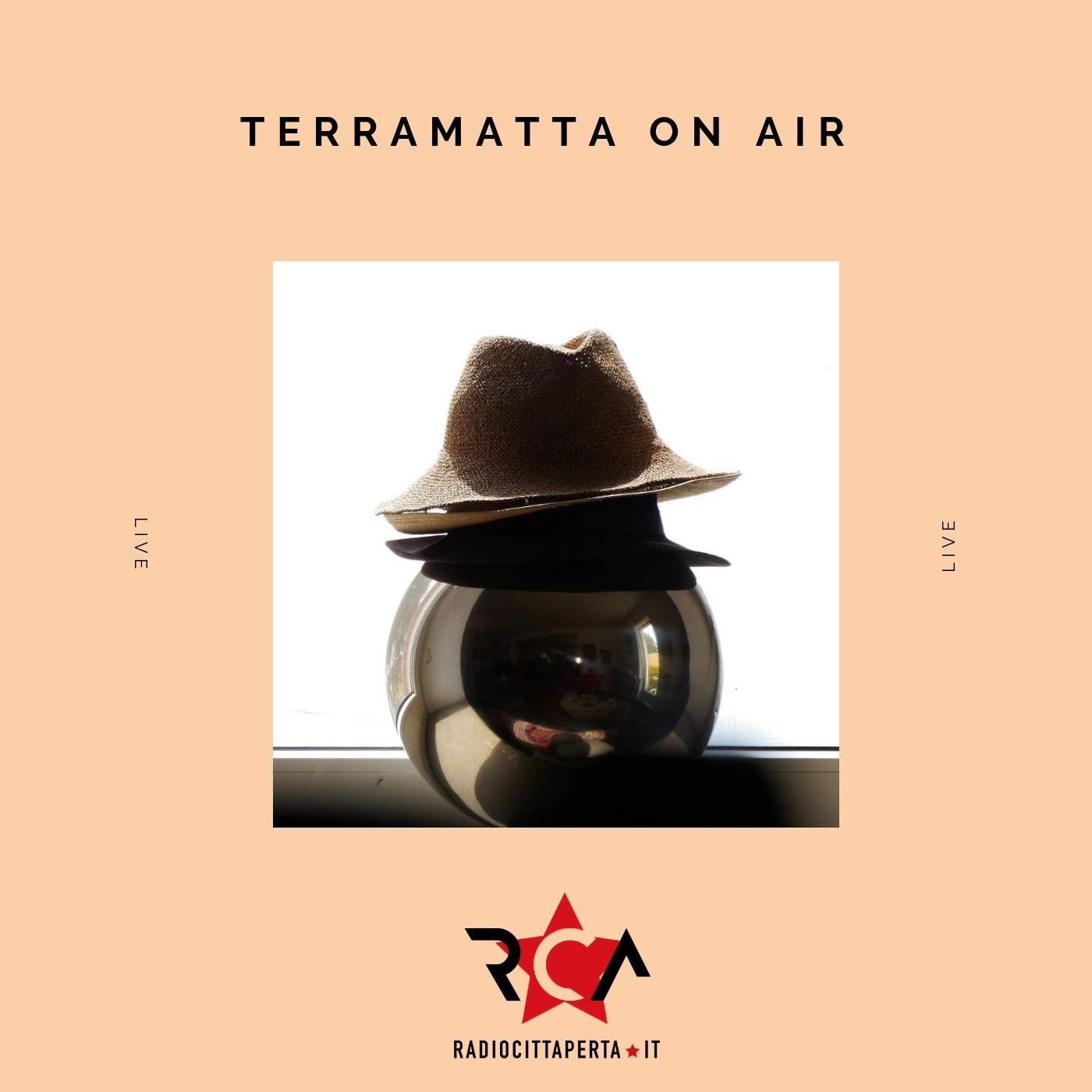 TERRAMATTA ON AIR