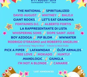 Intervista Ypsigrock Festival 24-7-2019